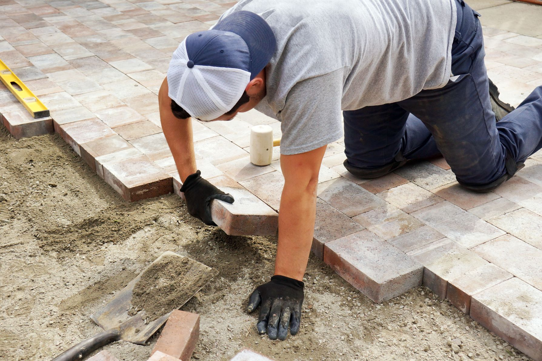 columbus paver repair and refinishing services